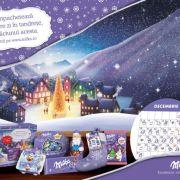 Milka îşi propune să transforme decembrie în luna tandreții