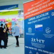 Decathlon lansează proiectul naţional Experienţe Sportive