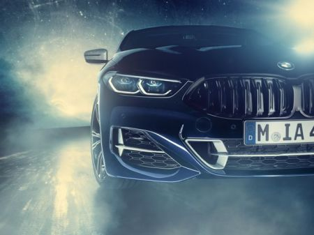 BMW Individual M850i xDrive Coupé Night Sky 2019 (4)