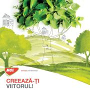 MOL România și Fundația pentru Parteneriat lansează cea de-a 14-a ediție a programului Spații Verzi