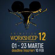 Animation Worksheep #12 a dat start înscrierilor