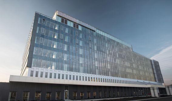 Globalworth a finalizat construcția proiectuluiRenault Bucharest Connected