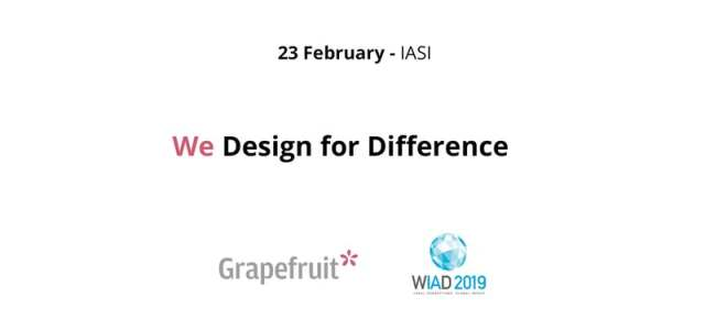 Grapefruit organizează World Information Architecture Day 2019 la Iași