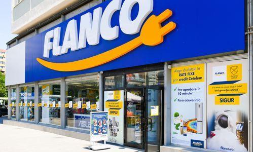Vânzările Flanco Retail cresc într-un ritm dublu față de media pieței și ating 1,21 miliarde lei în 2019