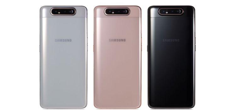 Samsung dezvăluie trei noi modele și lansează oficial noua gamă Galaxy A