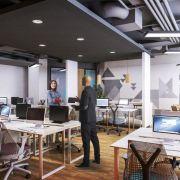Birouri pentru echipe move-in-ready, zone open space, servicii all-inclusive la 3house
