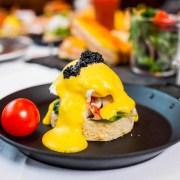 Brunch, cocktailuri și delicii de dimineață la Athénée Palace Hilton