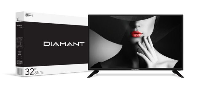 Televizorul DIAMANT revine pe piață!