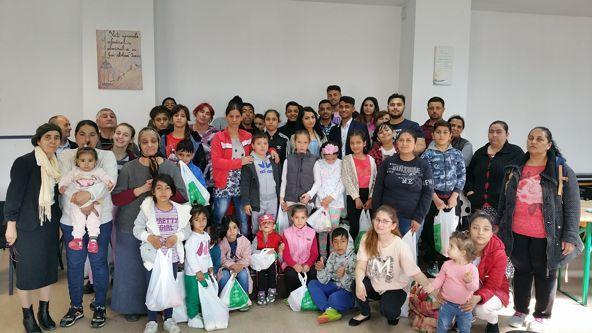 """Dragonul Roșu și Fundația Alinare sprijină familiile nevoiașe în cadrul campaniei """"Împreună oferim alinare"""""""