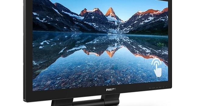 Philips lansează monitorul tactil cu tehnologia SmoothTouch