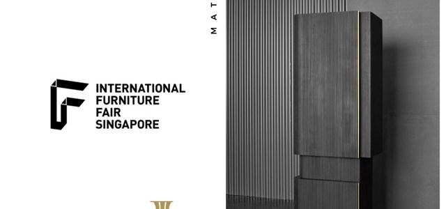 MATERIA castiga premiul pentru cel mai bun produs la Targul International de Mobila Singapore (IFFS 2019)