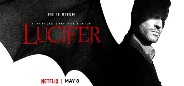 Lucifer se întoarce! Pe Netflix… cu sezonul 4
