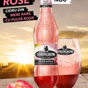 Redescoperă La vie en Rosé. Cu Strongbow Rosé Apple