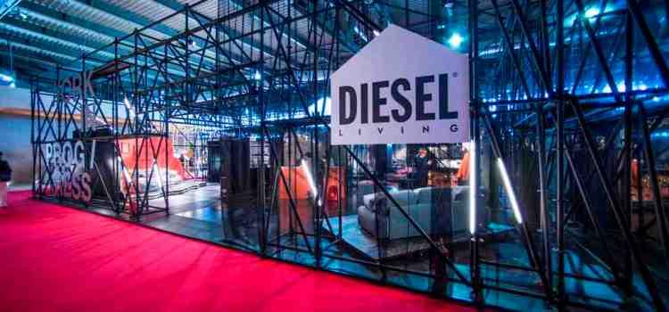 Diesel Living 2019 — Work In Progress