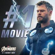 """Record de box office în România pentru """"Avengers: Endgame /Răzbunătorii: Sfârşitul jocului"""""""