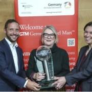 Al 45-lea Germany Travel Mart, organizat de Oganizaţia Turistică a Germaniei GTM organizat de DZT, în Wiesbaden