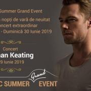 Ronan Keating, la Teleferic Grand Summer Event!