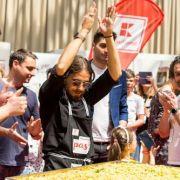 Chef Foa, record Guinness: cea mai mare cantitate de paste fără gluten din lume!