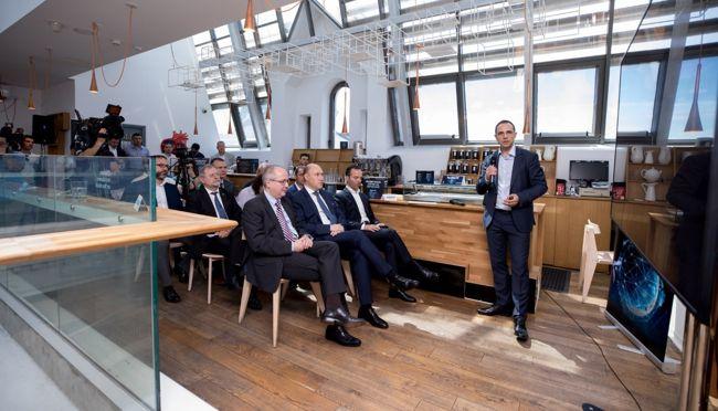Ericsson și RCS&RDS (Digi) lansează serviciile comerciale 5G
