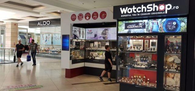 WatchShop.ro aniversează 10 ani și anunță extinderea în offline