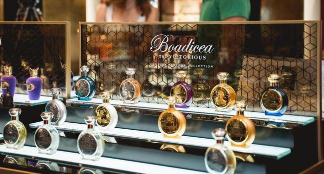 Legendarele esențele criptate ale casei de parfumerie de nișă BOADICEA THE VICTORIOUS ajung și în OBSENTUM