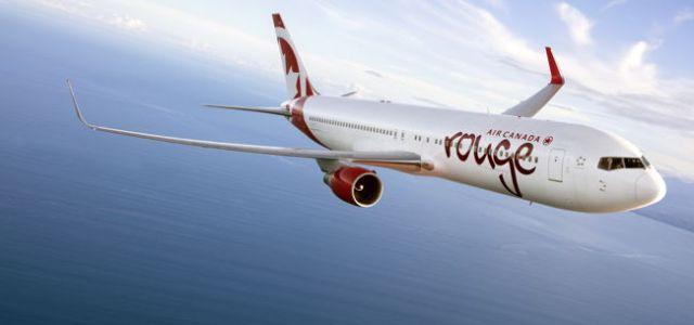 Air Canada Rouge reia zborurile directe din București către Montreal și Toronto