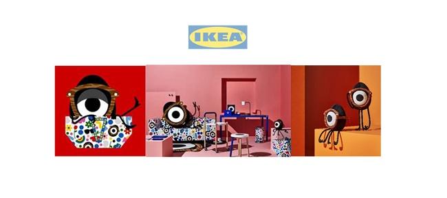 IKEA a lansat FÖRNYAD, o colecție limitată care celebrează viața studențească modernă