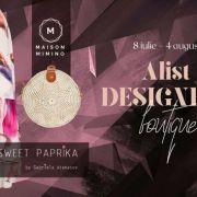 Colecțiile brandurilor Sweet Paprika și Maison Mimino, la Designers Boutique!