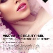 Băneasa Shopping City lansează The Beauty Hub, festivalul experiențelor de beauty!