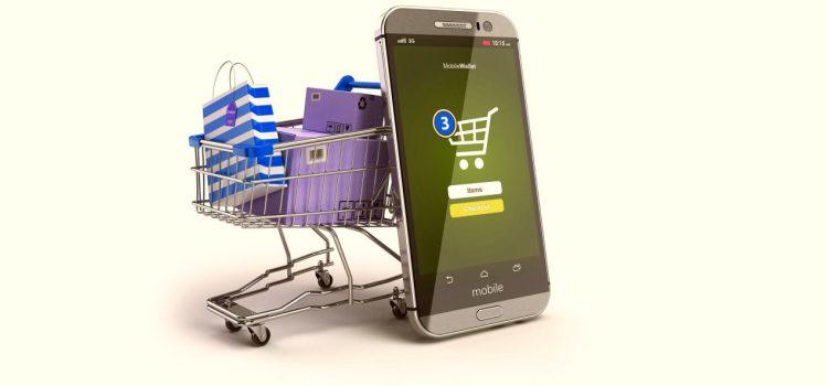 Utilizatorii de aplicații de shopping cumpără cu 4,2 mai multe produse decât cei care cumpără din site-urile magazinelor online