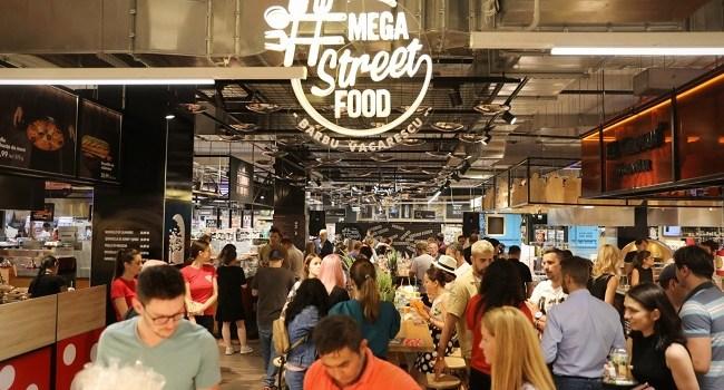 Mega Image inaugurează #MegaStreetFood în magazinul din Barbu Văcărescu