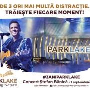De trei ori mai multă distracție la ParkLake Shopping Center!