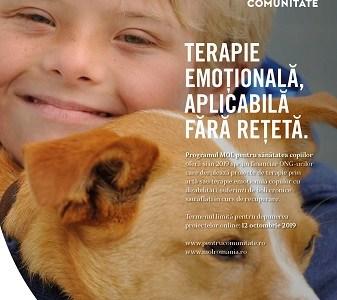 400.000 lei pentru ONG-uri prin Programul MOL pentru sanatatea copiilor!