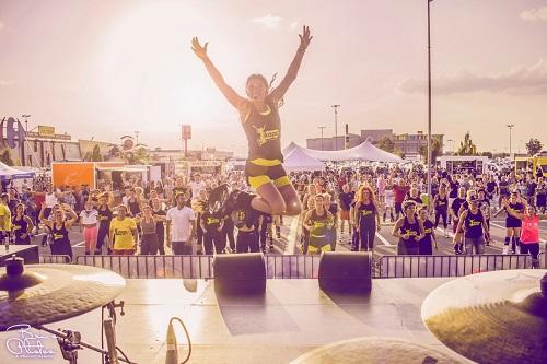 România va intra în Cartea Recordurilor pe 13 octombrie cu cea mai mare oră de Kangoo Jumps