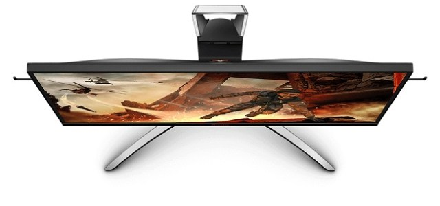 AOC lansează AG273QX, monitorul dedicat jucatorilor profesionisti