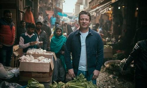 Jamie Oliver revine la TV Paprika cu o emisiune nouă