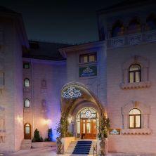 Fatada suter palace