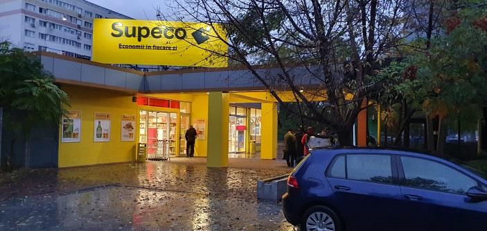 Supeco a deschis al doilea supermarket din București