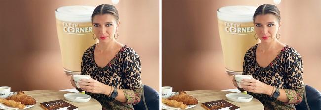 Interviu la cafea – Andra Ilias: nu am nici cea mai vaga idee cand am baut prima mea cafea, dar mi-a placut!