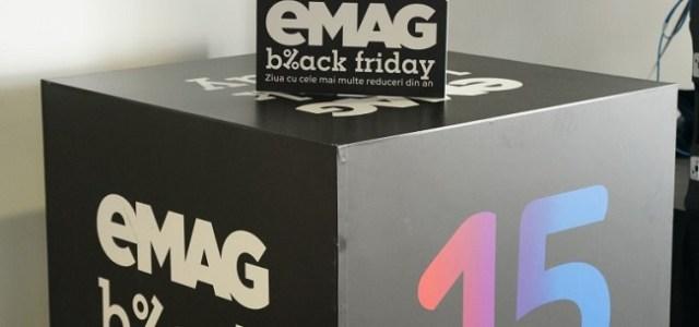 Curiozități de Black Friday la eMAG!