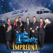 "15 ani de Blue Air marcați de programele ""Blue Benefits"" & ""Blue Boomerang"""