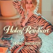 Haley Reinhart, una dintre cele mai cunoscute voci din Postmodern Jukebox, vine la LOFT Lounge in Bucuresti