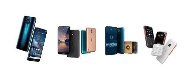 HMD Global lansează primul smartphone Nokia 5G