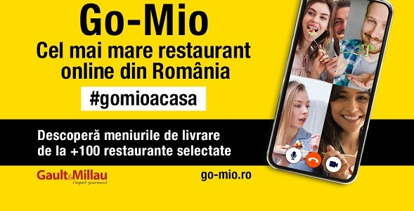 Gault&Millau deschide cel mai mare restaurant online din Romania