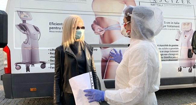 Top Line a donat produse de 30.000 de euro campaniei de sprijinire a autorităților în lupta contra COVID-19