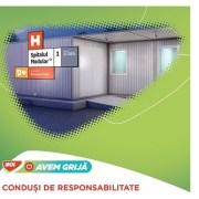 MOL România sprijină cu 400.000 de euro lupta împotriva coronavirusului