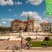 ORADEA – în topul celor mai sigure destinații europene în 2020
