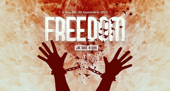 Freedom, un nou concept de evenimente drive-in, la Sibiu