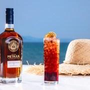 Metaxa prezintă noi cocktailuri inspirate de terroir-ul Greciei!