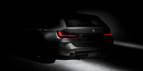BMW M GmbH începe testele cu primul BMW M3 Touring